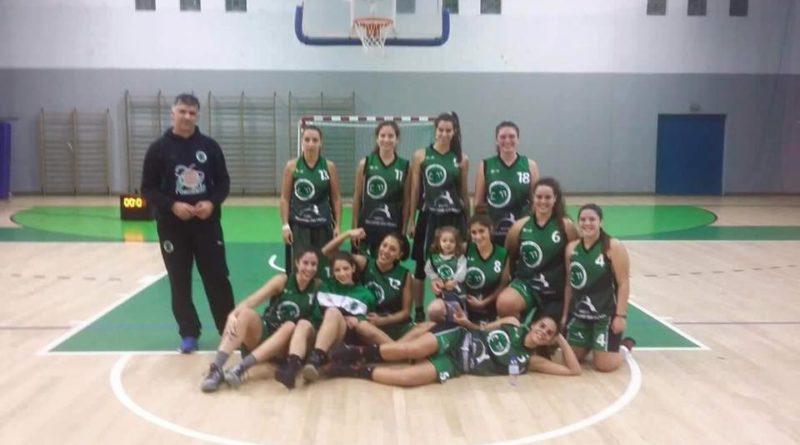 Campeonato Nacional Seniores Femininos- CTM Regressa às vitórias