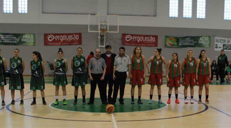 Campeonato Nacional 2ª Divisão Seniores Femininos
