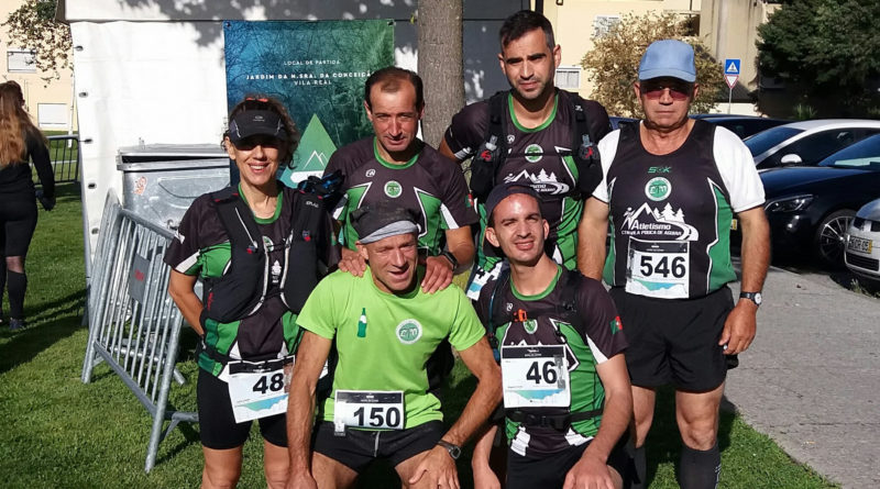 Atletismo: CTM no Ultra Trail Serra do Alvão