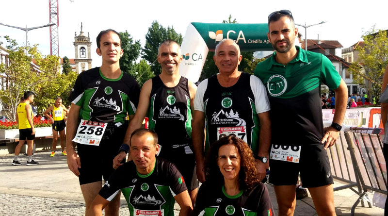 CTM na II Meia Maratona de Vila Real
