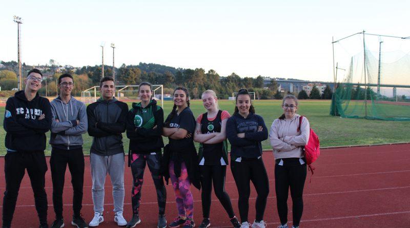 Atletismo Torneio de Abertura Pista ao Ar livre- 20 pódios