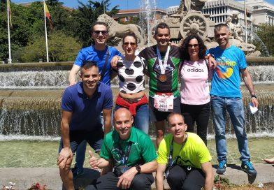 CTM na Maratona e Meia Maratona EDP Rock ´n´ Roll Madrid 2019