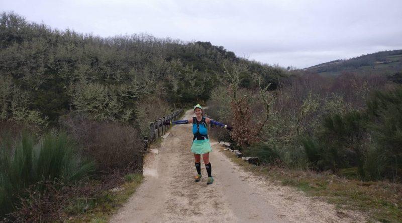 Rafaela Bento magnifica nos 80kms da TransPeneda-Gerês
