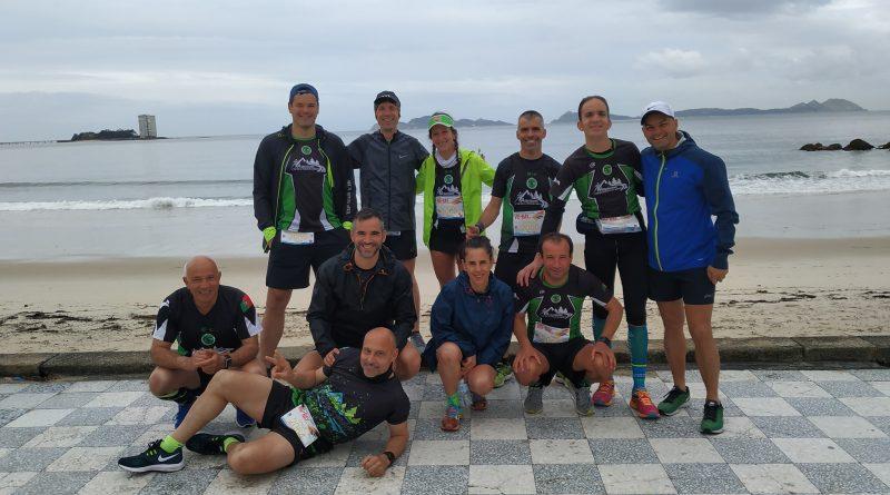 CTM na XX Meia Maratona  Gran Bahía Vig-Bay EDP – Vigo, Espanha
