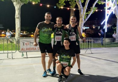 Trail Running: António Campos  e Lucia Lemos no pódio  2º Trail Nocturno de Mirandela